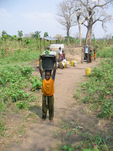 Carrying Clean Water Ayakope